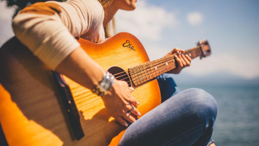 音楽の広場、夏の生演奏